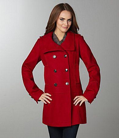 red coat!