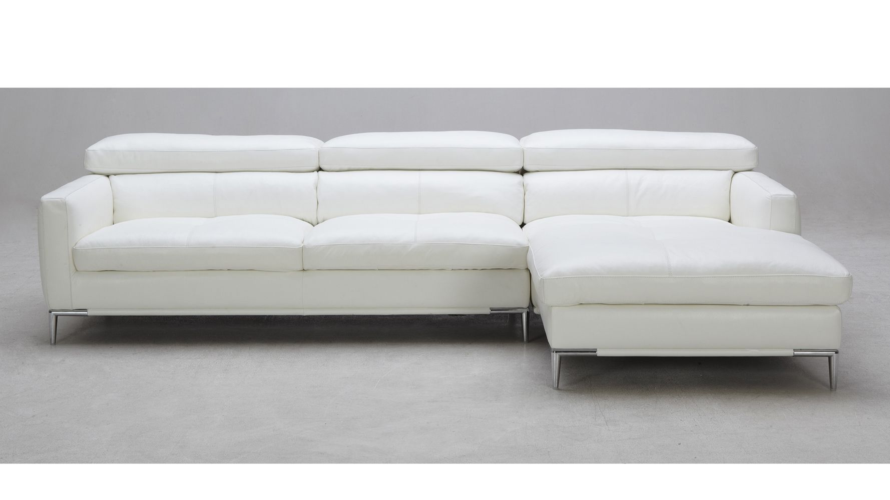 Eden Sectional With Ottoman White Sectional Ottoman Sectional Sofa
