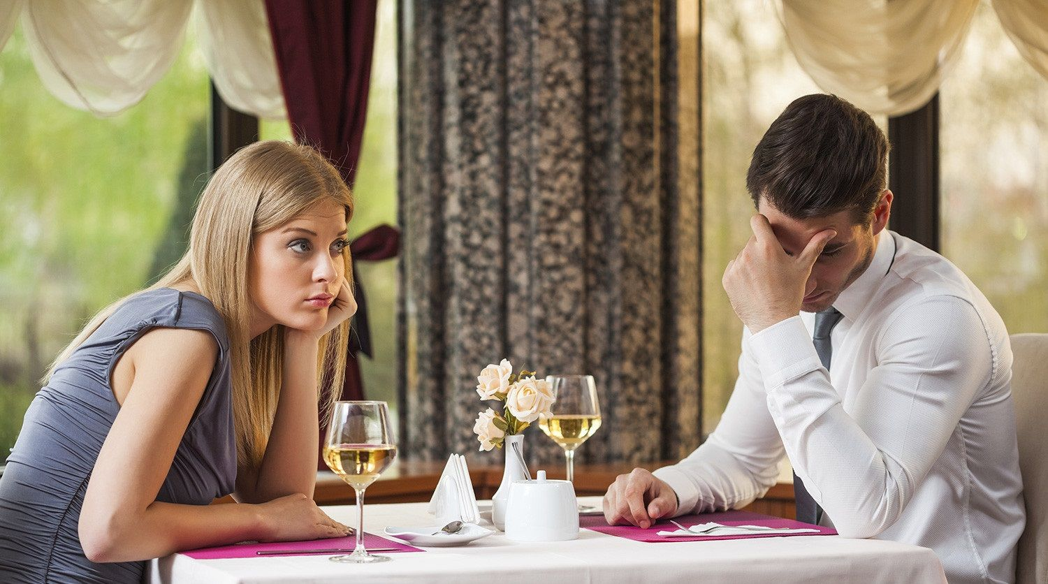 How to Salvage a Bad Date This or that questions, Dating