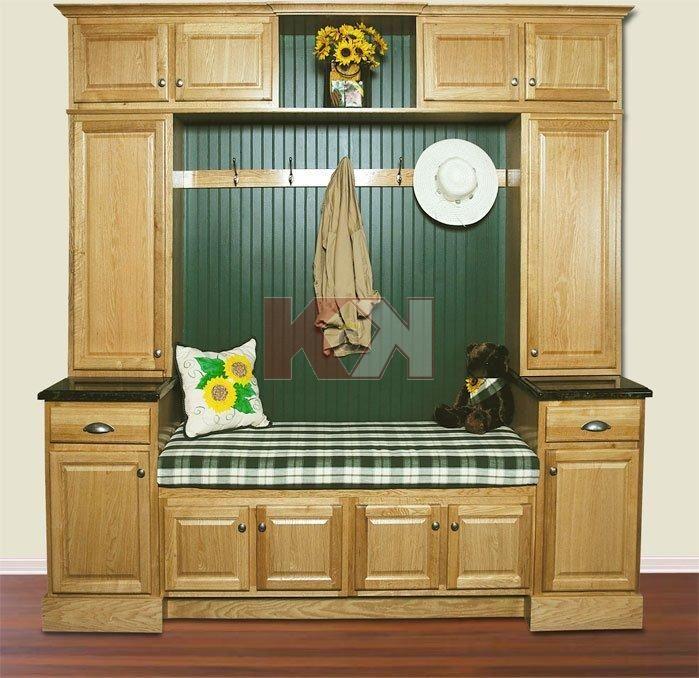 Carolina Oak Kitchen & Bathroom Cabinet Gallery | Kitchen ...