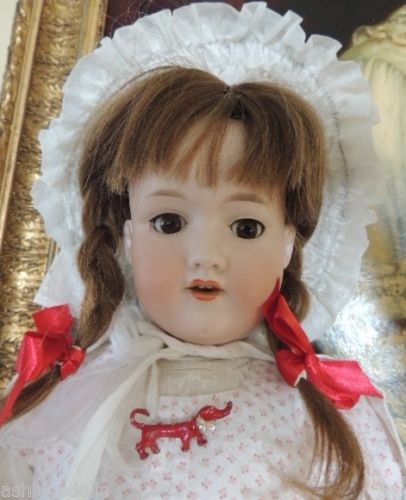 Armand-Marseille-390-Antique-German-Bisque-Doll-24-IN