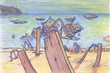 My tribute to Robinson Crusoe