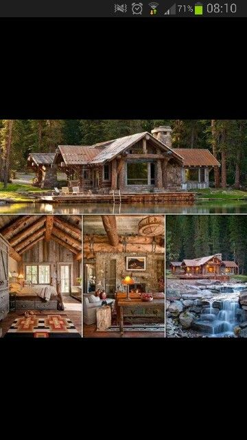 Headwaters camp cabin,Montanna