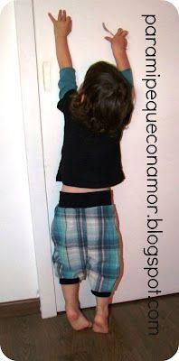 BombachosPatrón Pantalones Cortos Pantalones Cortos 3 Pantalones AñosCostura BombachosPatrón 3 Cortos AñosCostura mN0v8wn