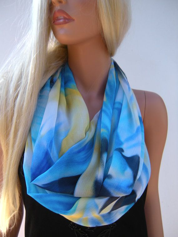 SpecialBuy 3 Get 1 free Painted Sky  Shades of by Textilemonster, $15.00