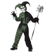 New Male Kid's Halloween Costumes