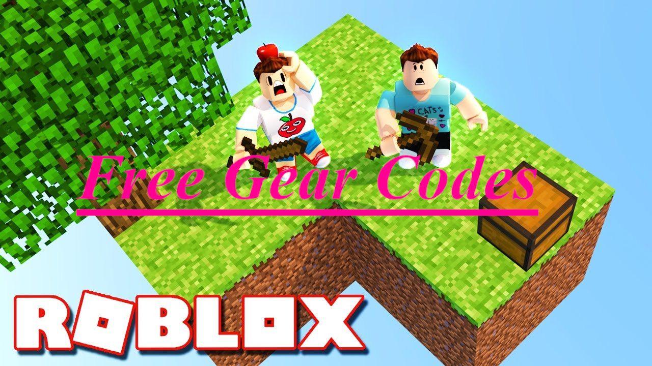 Roblox Free Gear Codes Coding Gears Tumblr