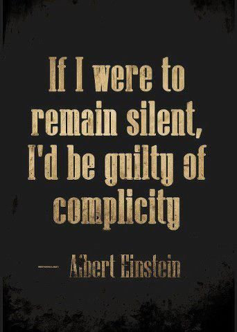 Albert Einstein 7 Quotes About The Sins Of Acquiescence Quote