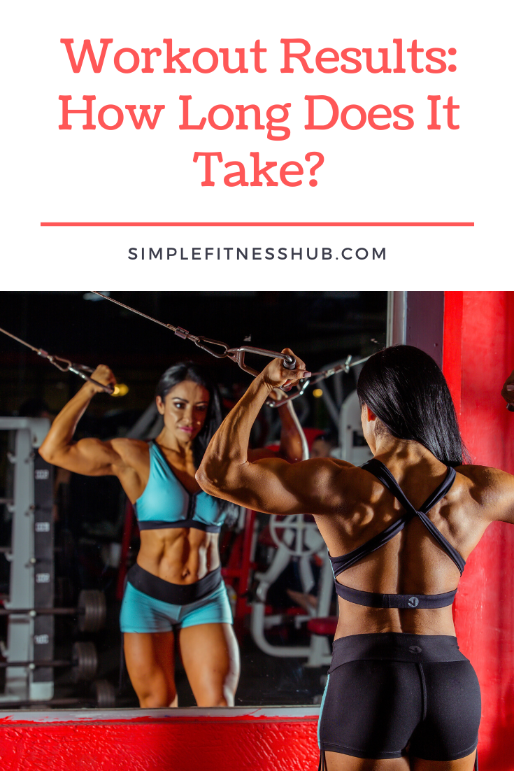 Do you know how long it takes to see positive results from working out? Learn the 3 key areas you sh...