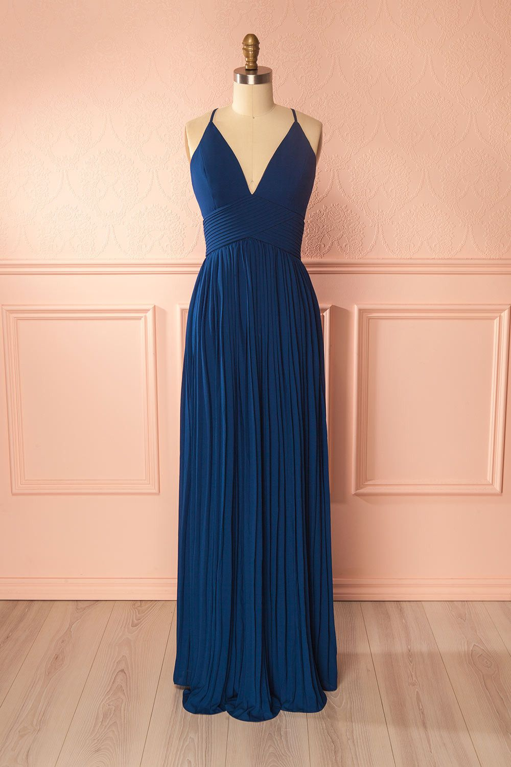 Esraa Blue #boutique1861 / This dress is just waiting for you to ...