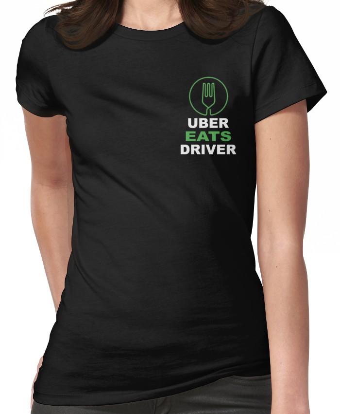 Uber Eats Women's TShirt Shirts, T shirt, Women