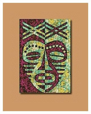 6f45ebcfdc39 African Masks Background and Lesson | Middle School Art in 2019 ...