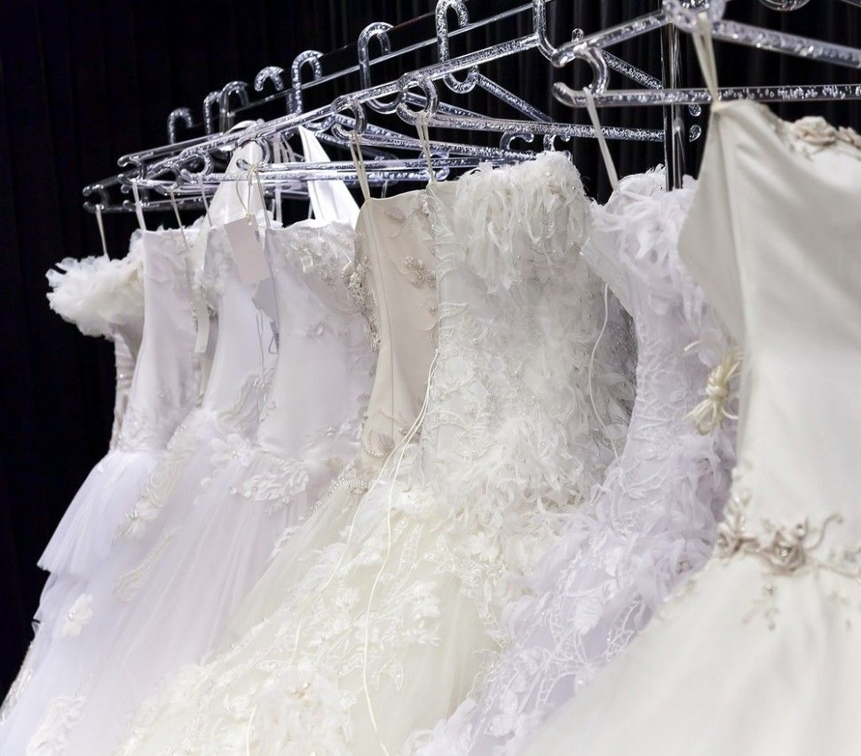 How Long Does It Take To Dry Clean A Wedding Dress How