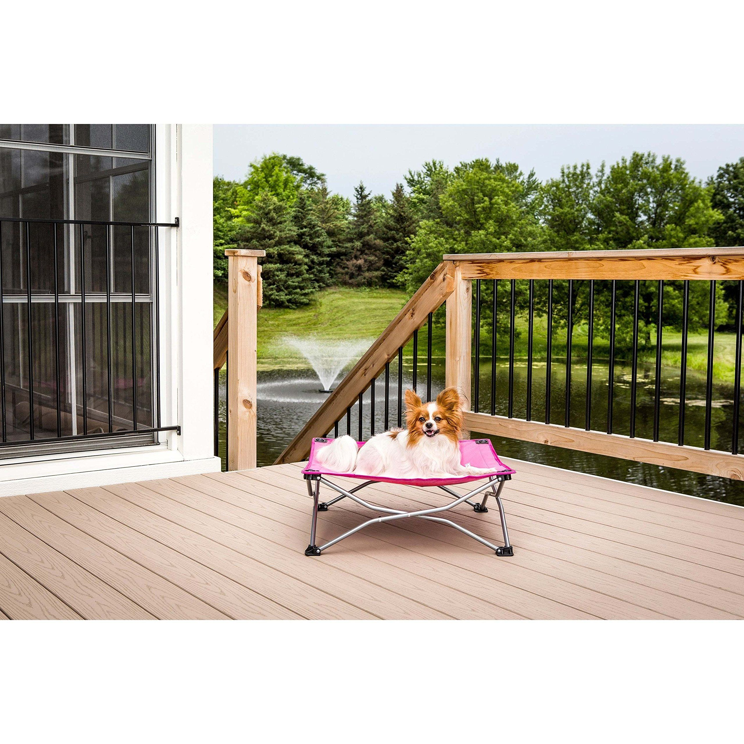1 Piece Pink Small 24 Inches Indoor Outdoor Cooling