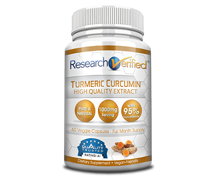 Turmeric (Curcumin) 100 % pure extract - the purest source