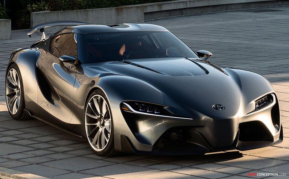 Toyota Unveils Racing Ft 1 Vision Gran Turismo Concept Autoconception Com Cool Sports Cars New Toyota Supra Concept Cars