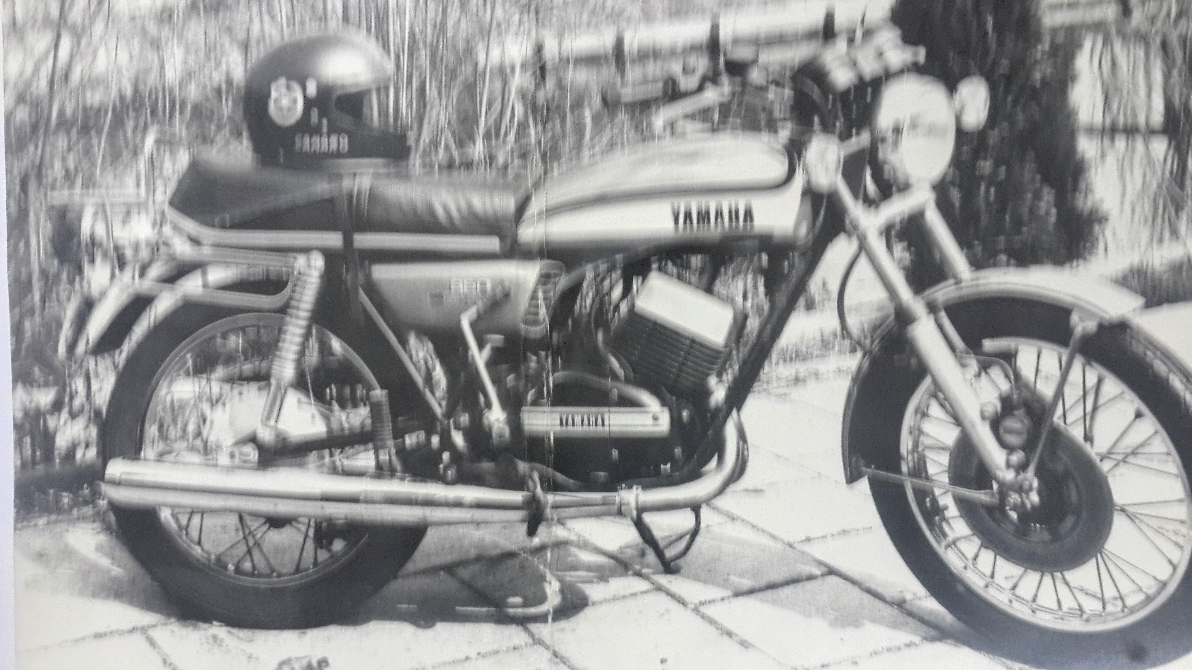 Yamaha Rd 350 1st Bike