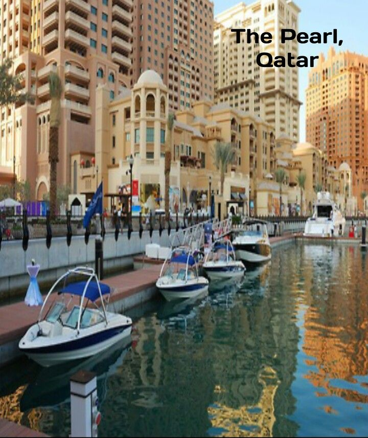 The Pearl Doha Qatar Qatar Travel Cool Places To Visit Doha