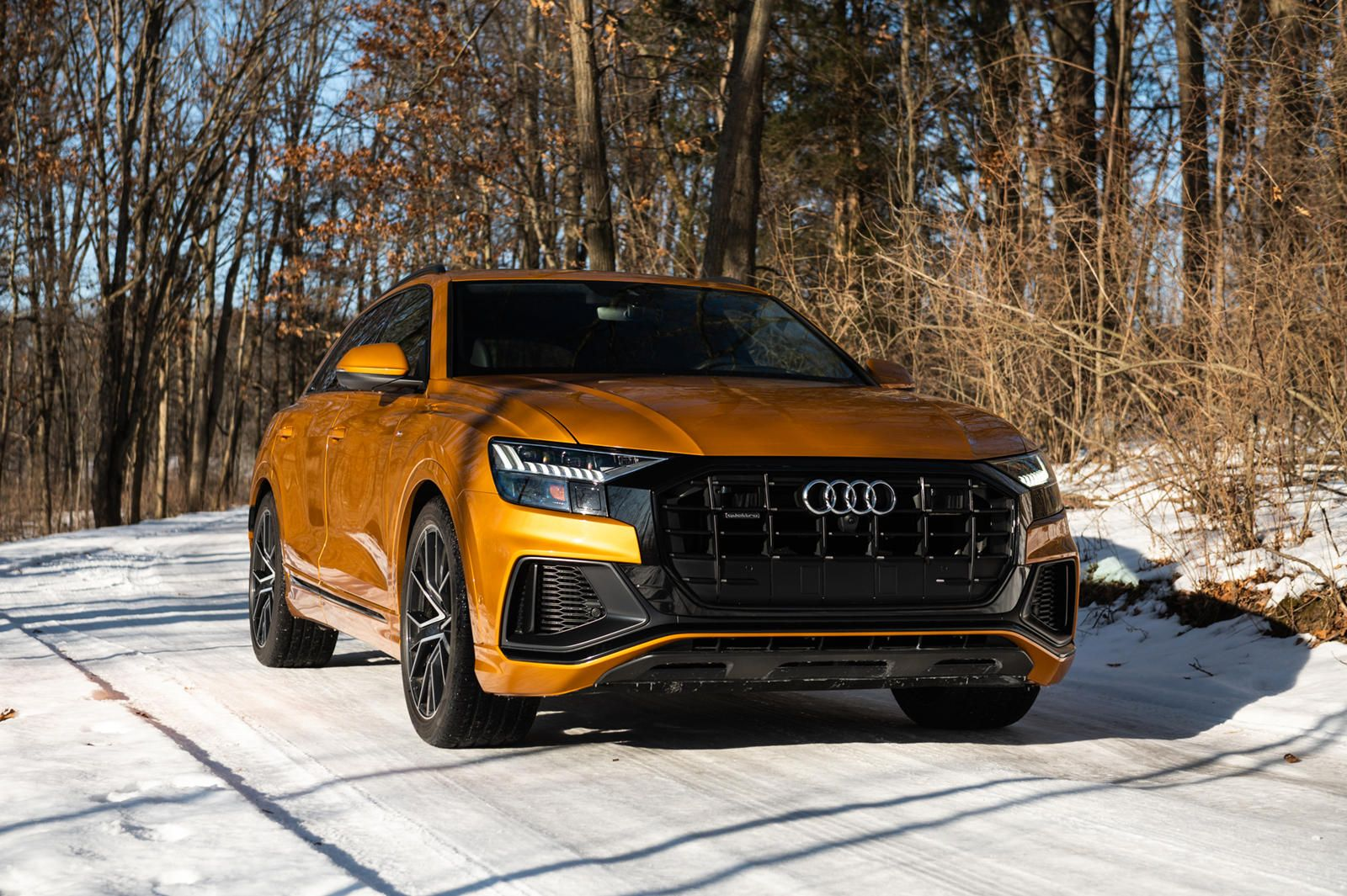 2020 Audi Q8 Test Drive Review A Quattro For The Tech Queens And Kings In 2020 Audi Bmw X7 Bmw X6