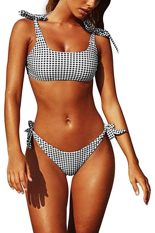 Amazon Com Bikini Clothing Shoes Jewelry Bikinis Swimsuits