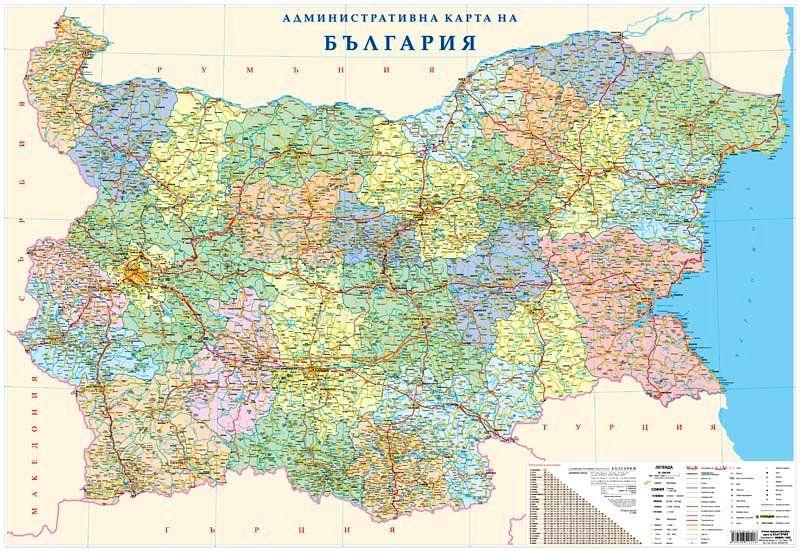 Podrobna Karta Na Blgariya Download Map Dating Diagram
