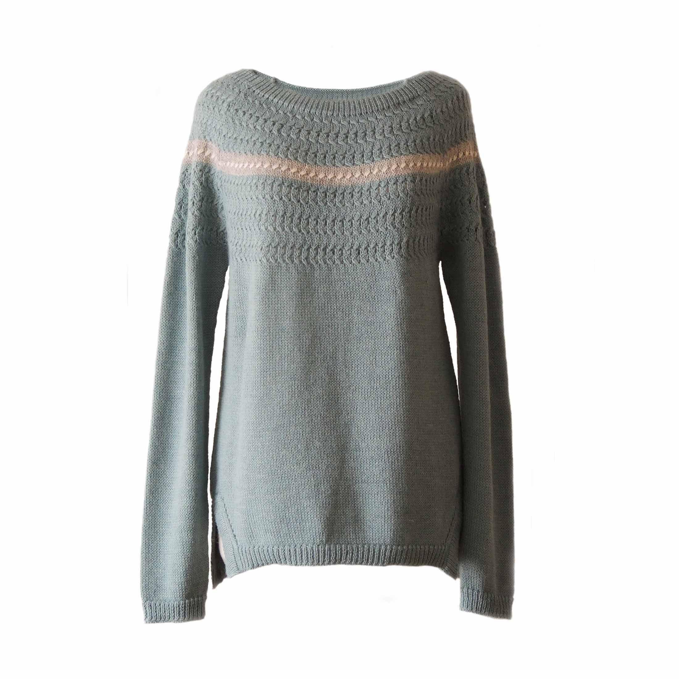 Women S Sweater 100 Baby Alpaca Knitted Baby Alpaca Etsy Sweaters For Women Women Pullover Baby Alpaca Knit