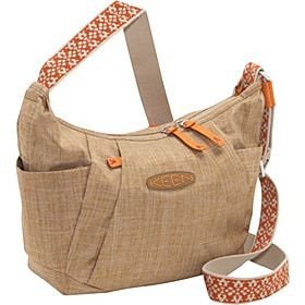 Keen Westport Shoulder Bag Cross Hatch Khaki Via Ebags