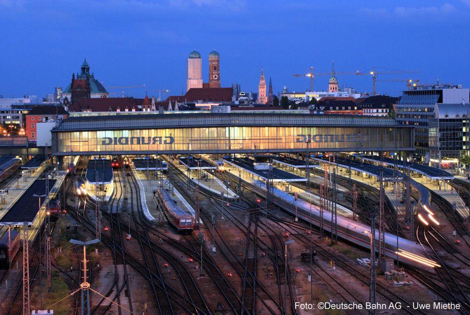 München Hauptbahnhof Nach der Visite bei süddeutsche.de