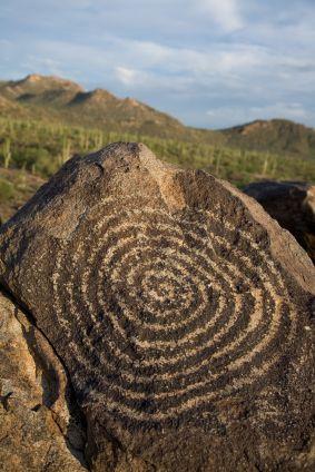 Hohokam Pima National Monument, Arizona