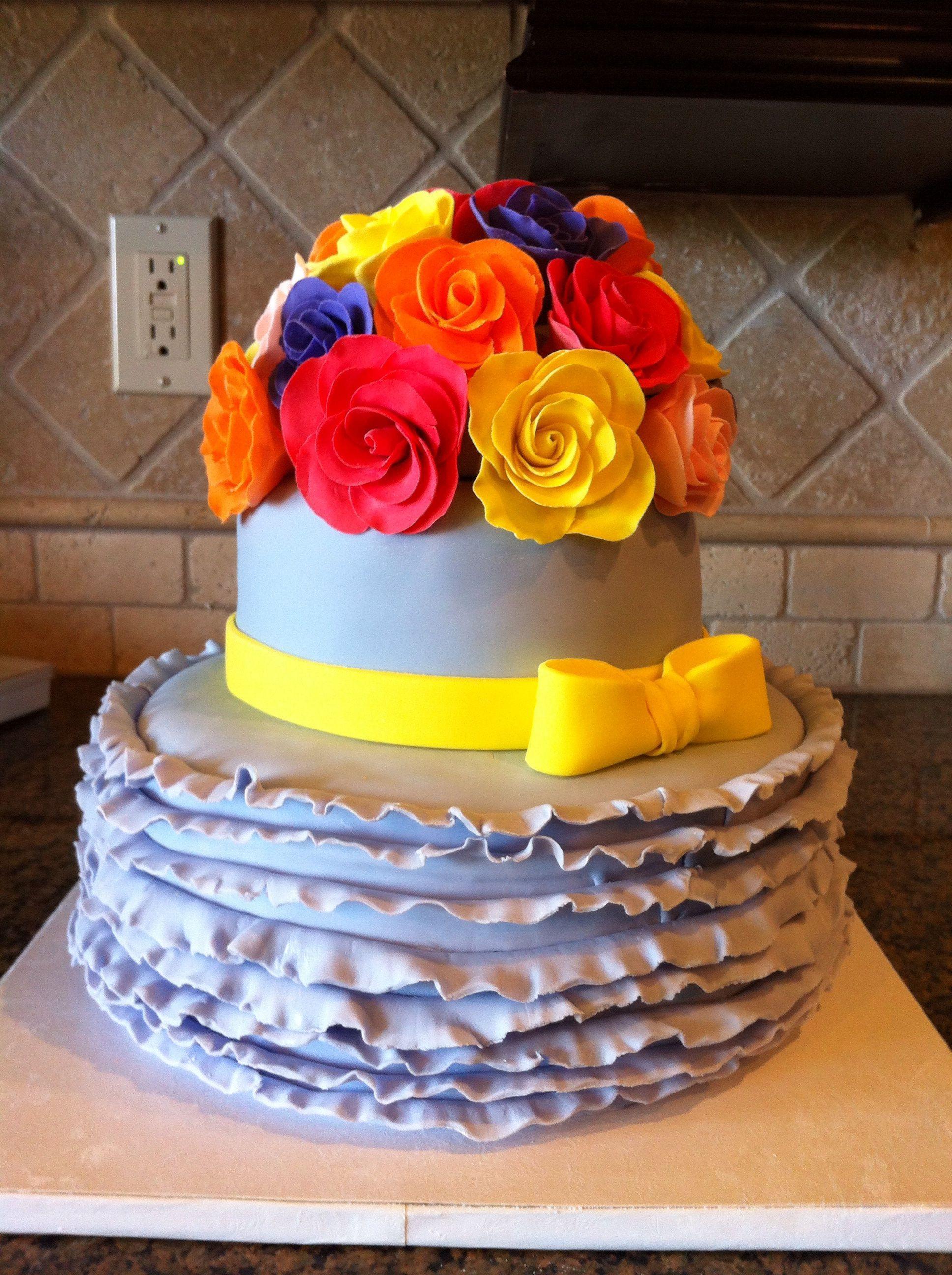 80th birthday cake for grandma