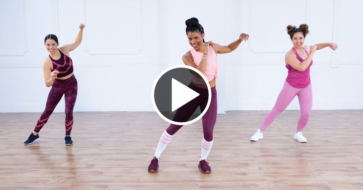 30-Minute Cardio Dance Workout – FIT LIFE VIDEOS