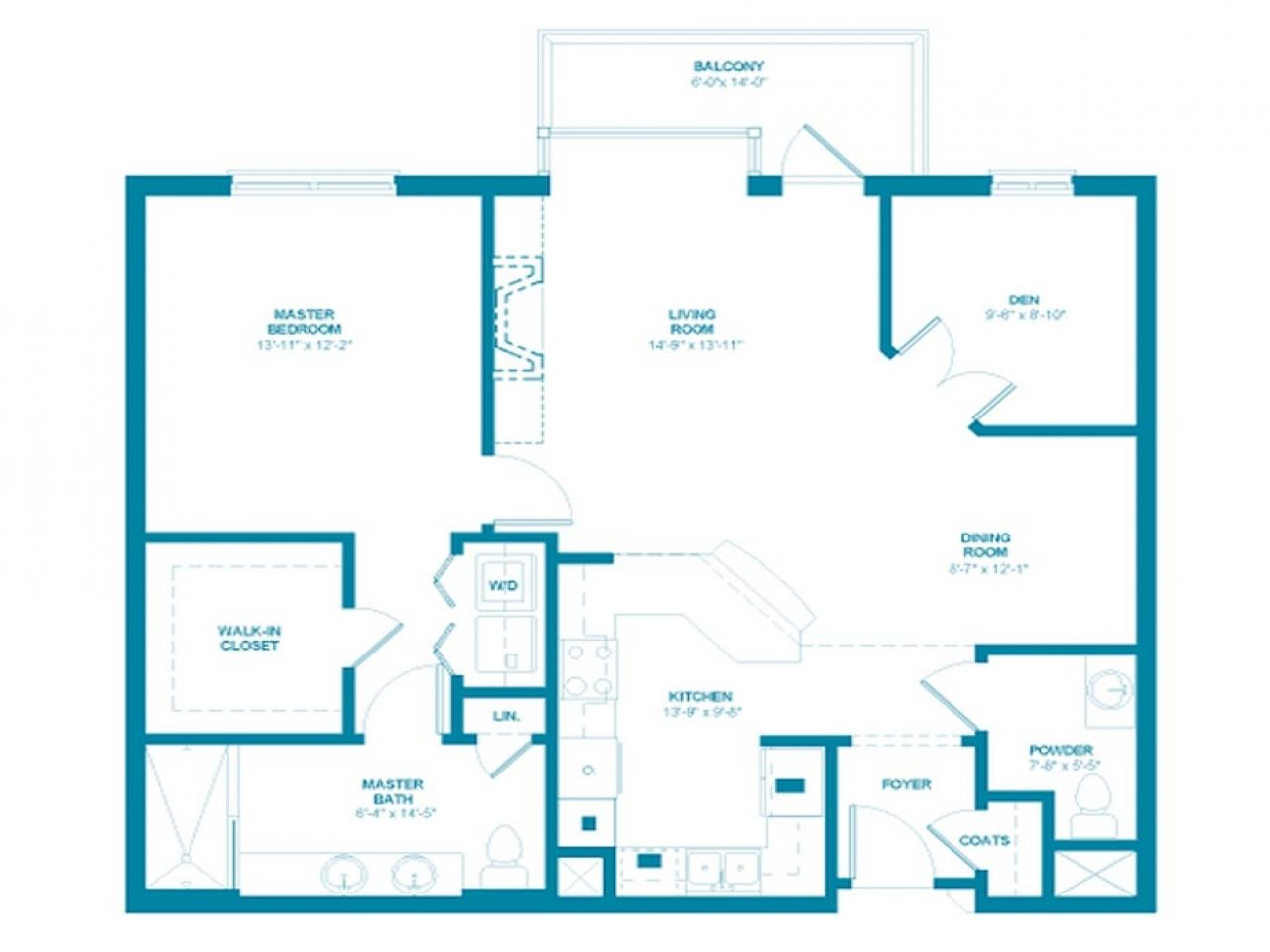 Small House Floor Plans In Law House Basement House Plans
