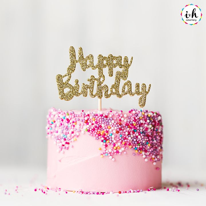 Birthday greetings and best wishes to our lady boss here at ih birthday greetings and best wishes to our lady boss here at ih advertising birthday celebration m4hsunfo