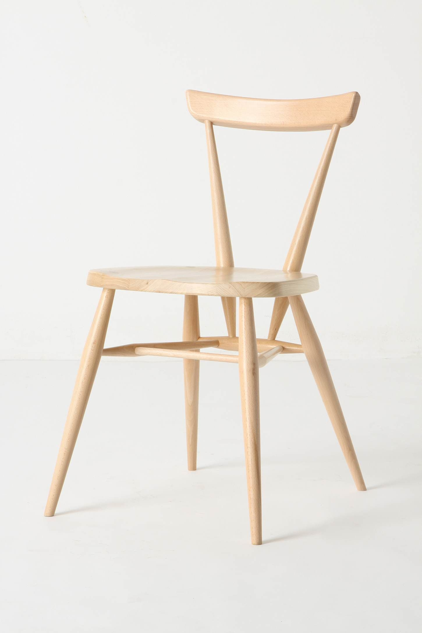 Dining chair from Anthropologie - designed by Ercol, 1950s