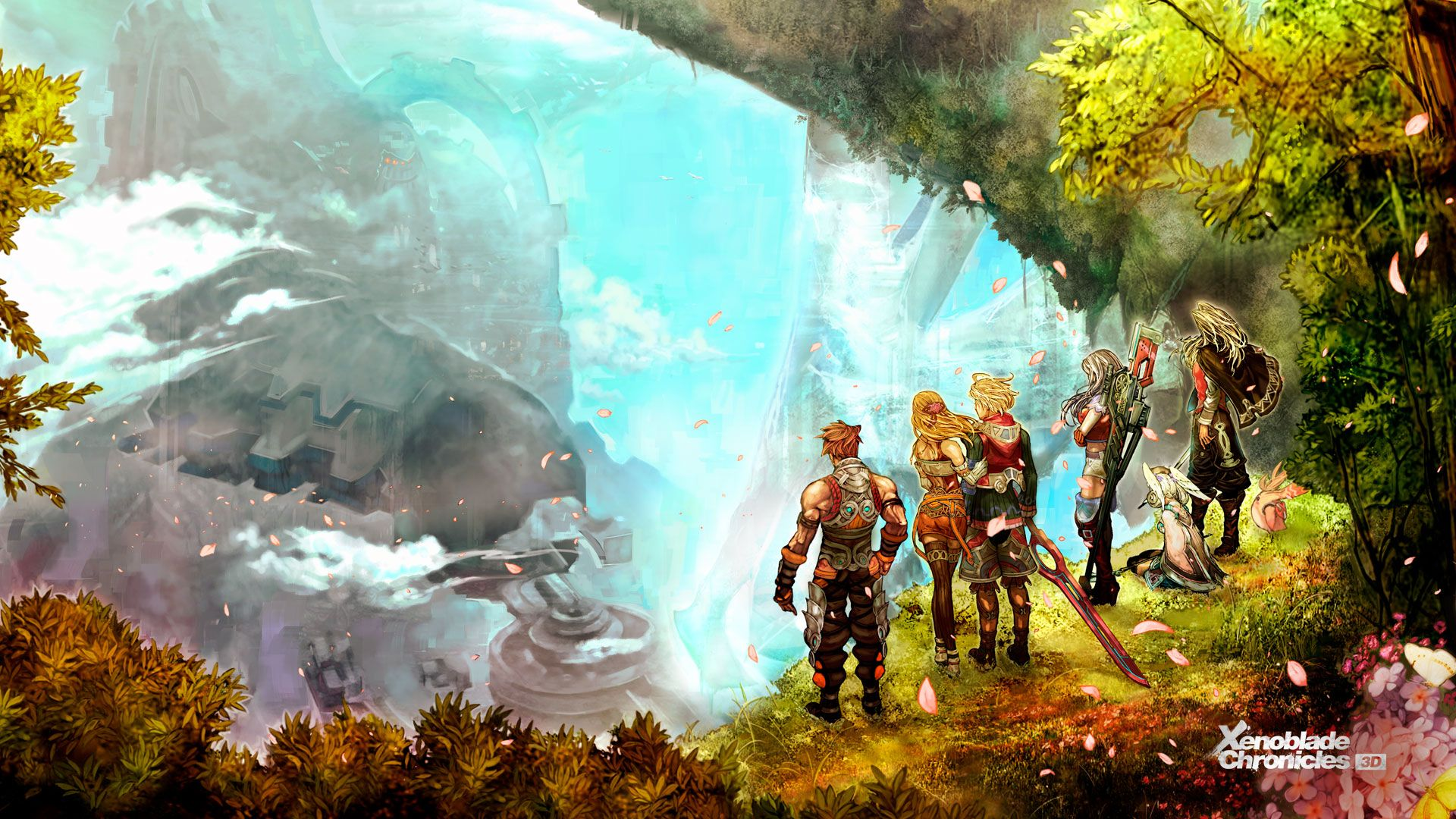 Image Result For Xenoblade Chronicles Concept Art Xenoblade