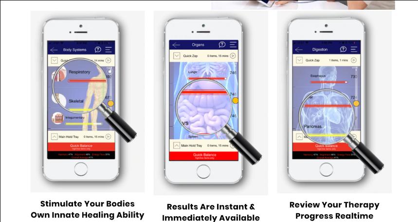 Start your journey with biofeedback, Genius Insight