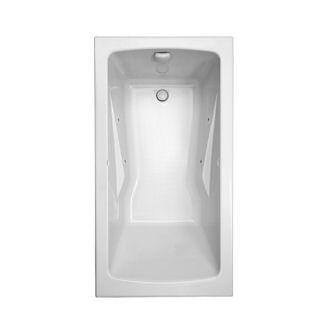Eljer Lasalle 72 X 36 Soaking Tub Product Detail Soaking Tub Acrylic Tub Bathtub Shower