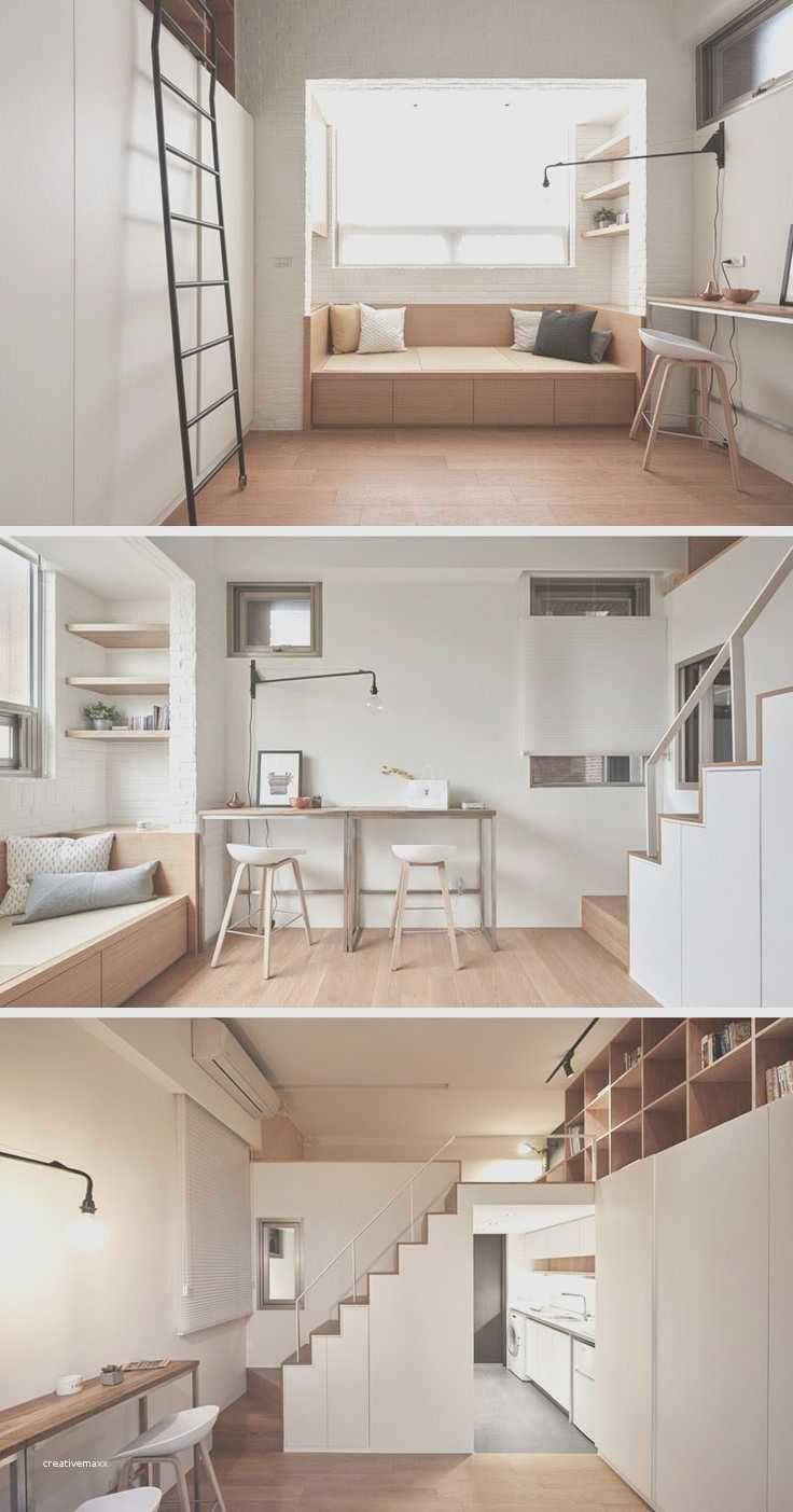 Beautiful Small Apartment Ideas In 2020 Small Loft Apartments