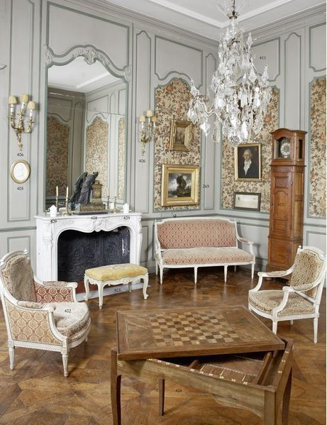 Le Salon 2 With Images French Style Interior