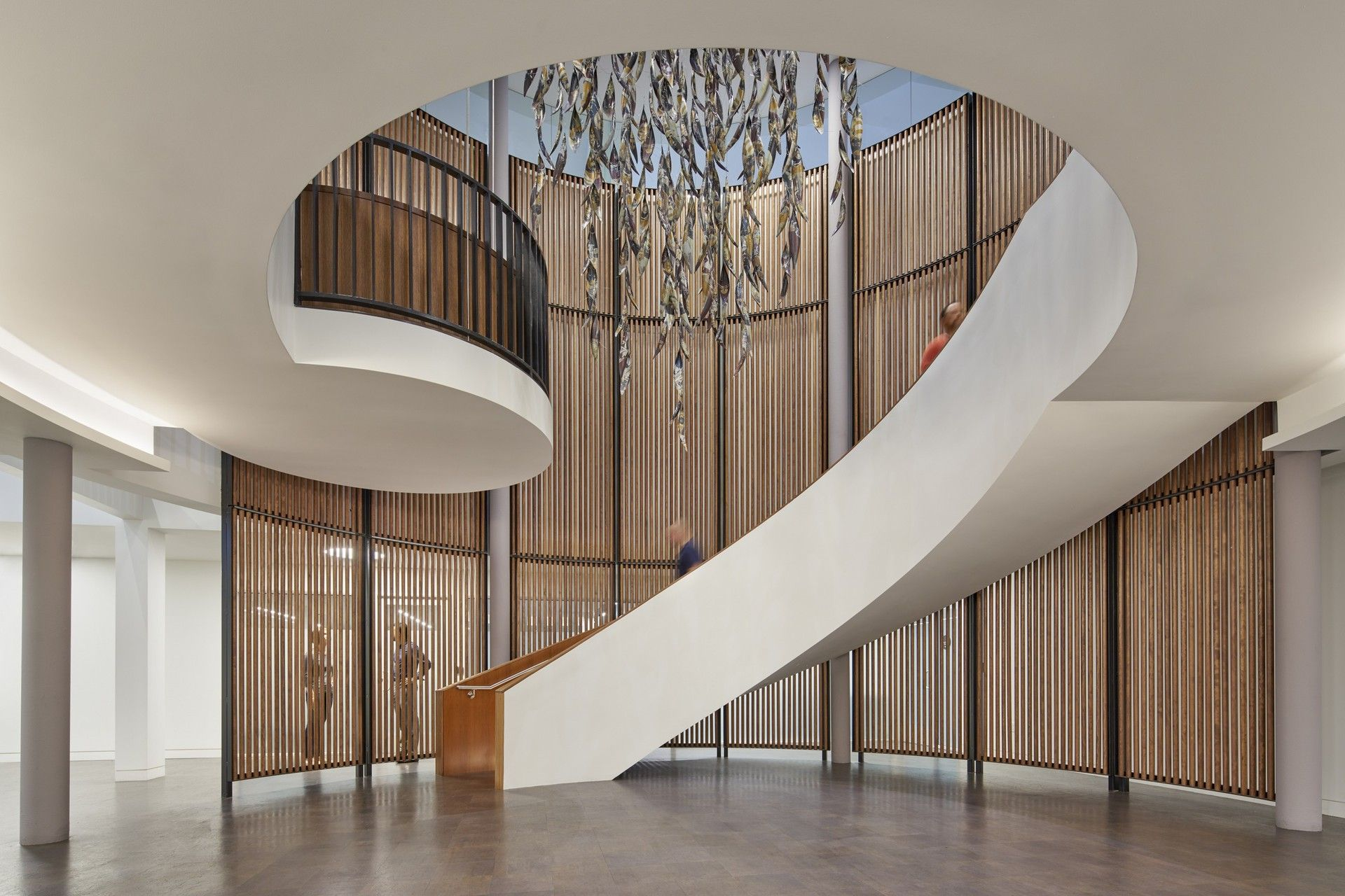 KAPOR CENTER FOR SOCIAL IMPACT by Fougeron Architecture