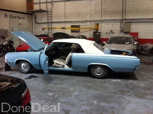 d84440a4f2 1965 Oldsmobile Cutlass 442 Convertible For Sale in Dublin   €14