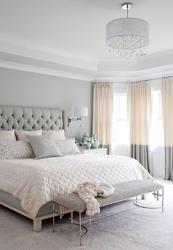 how to choose curtain color headboards bed frames decoraci n de unas dise os de. Black Bedroom Furniture Sets. Home Design Ideas