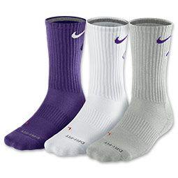 fc591f0a583a Men s Nike Dri-FIT Fly Crew 3-Pack Socks in 2019