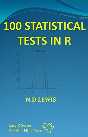100 Statistical Tests in R