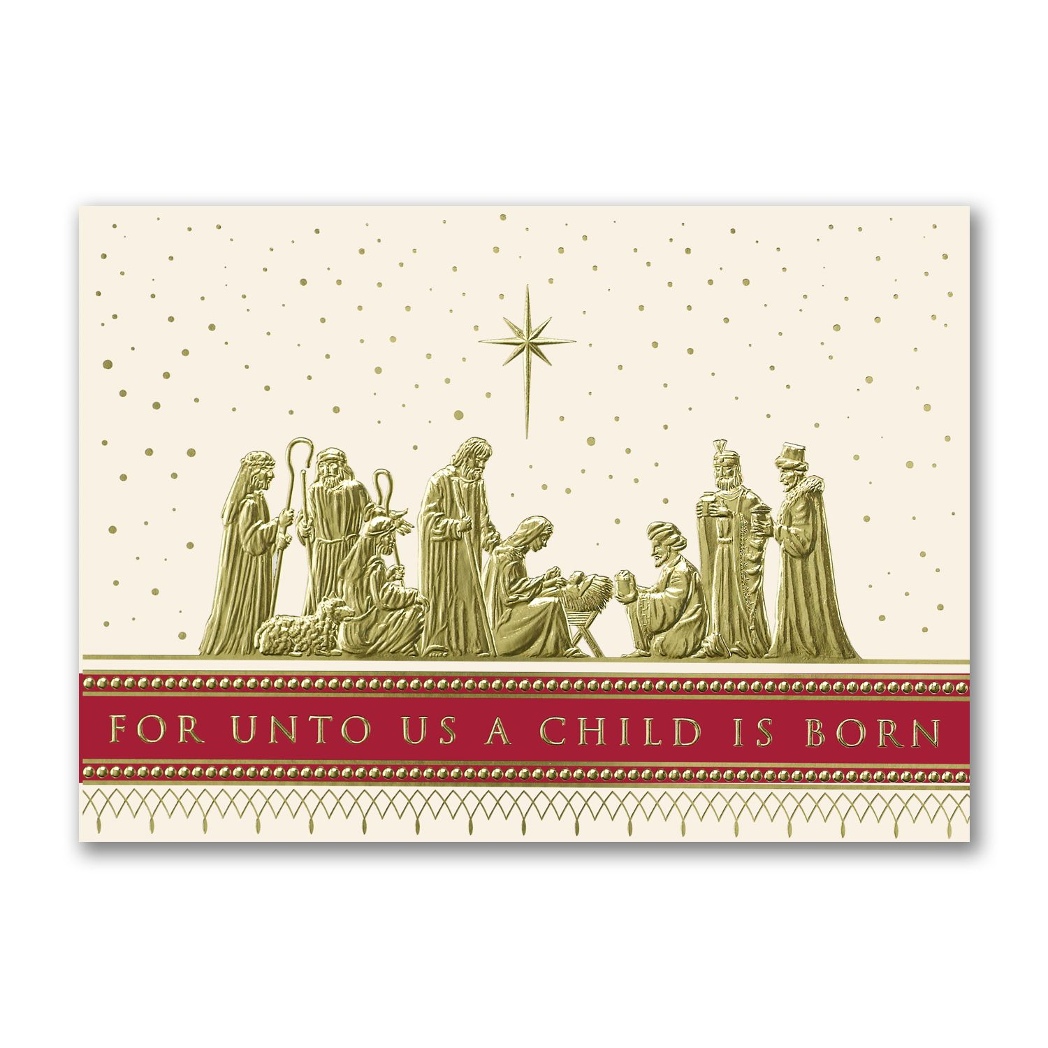 One bright star christmas card available at persnickety one bright star christmas card available at persnickety invitation studio kristyandbryce Images