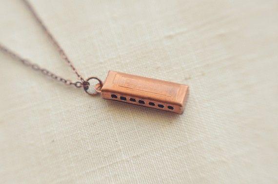 tiny harmonica!