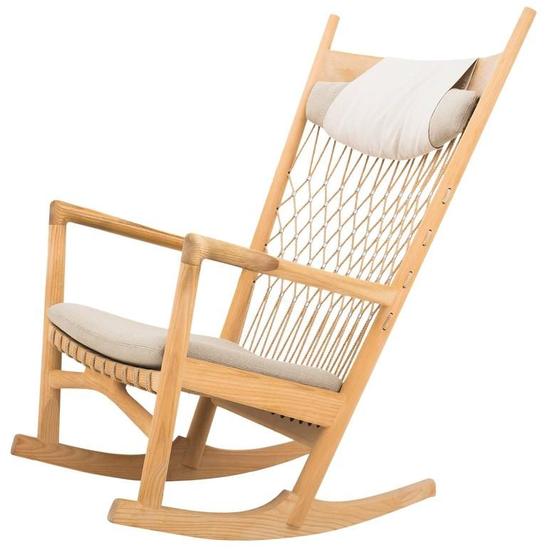 Hans J. Wegner Rocking Chair | From A Unique Collection Of Antique And  Modern Rocking