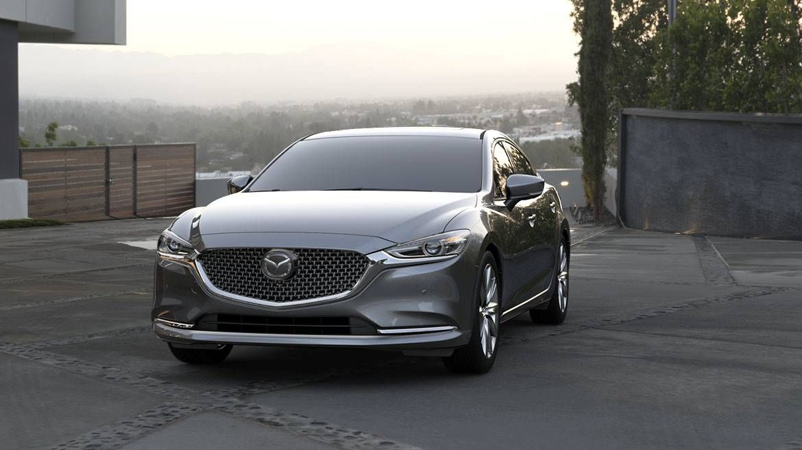2018 Mazda 6 Mid Size Cars Pictures & Videos Mazda USA
