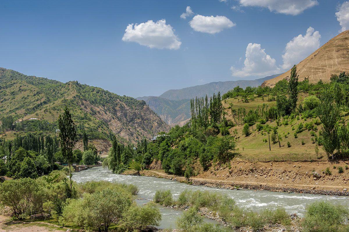 Курорты таджикистана фото