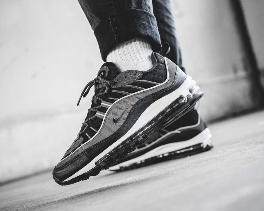 air max 98 homme anthracite